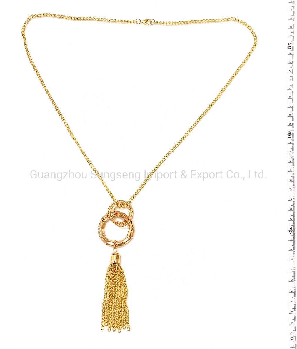 Mode Sieraden Kleding Accessoires Metal Fashion ketting, kan worden aangepast