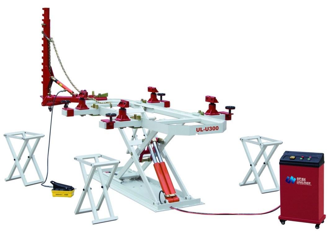 Uniliner cuerpo automático sistema de reparación de colisiones (UL-300).