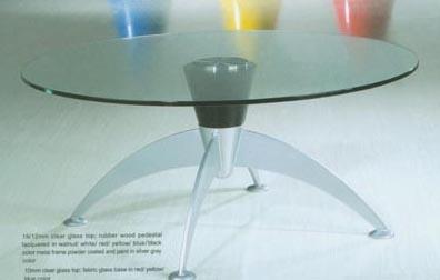 Tavolino da salotto di vetro (E227#)