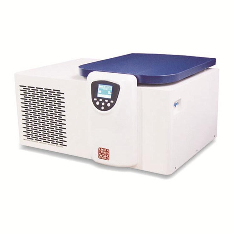 Centrifuga refrigerata ad alta velocità di grande capienza di TGL20MW