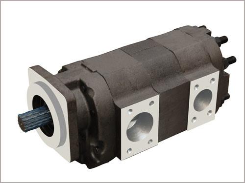 Parker commercial permco gear pump motor parker for Parker pumps and motors