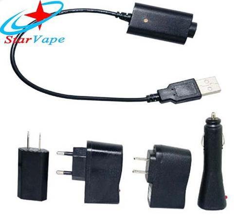 Ecig 充電器 eGo USB 充電器 eGo Wall 充電器 eGo Car 充電器 Ego バッテリー充電器