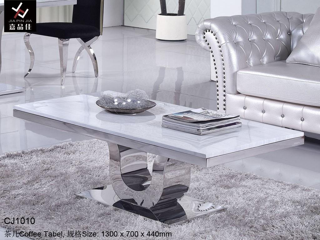 Tavolino da salotto di lusso moderno di pietra di marmo - Tavolino salotto cristallo ...