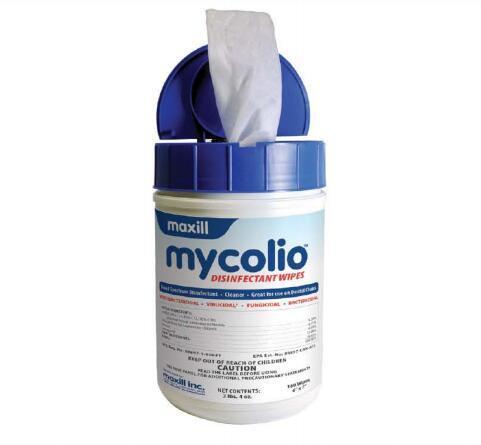 Ee.Uu OTG Antibacterias desechables de higienización de las toallitas húmedas EPA Textiles registrado la esterilización de la piel limpieza toallitas