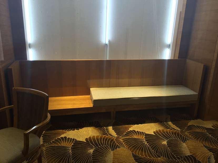Slaapkamer Hotel Stijl : Het meubilair van de slaapkamer van het hotel van de stijl van