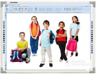 Schermo di tocco educativo elettrico della strumentazione di 72 di pollice Digitahi dell'ufficio astuto Whiteboard interattivo