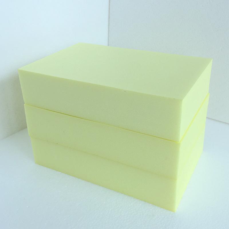 [فودا] انبثق بوليستيرين ([إكسبس]) زبد لون [ب3] درجة [200كبا] أصفر [20مّ] كثيفا