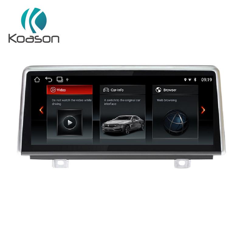 Leitor Multimédia In-Car navegação por GPS para BMW F30/F80 NBT