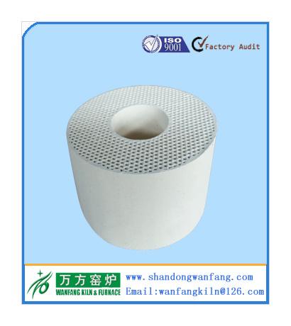 陶磁器円形の蜜蜂の巣