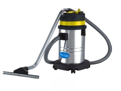 30L aço inoxidável Aspirador de pó seco e úmido (HL30)