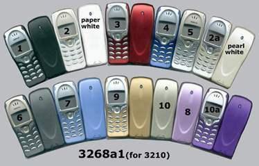 Alloggiamenti del telefono mobile