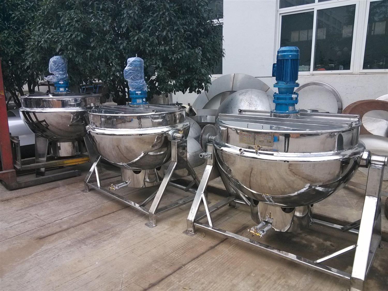 Gas-Heizungs-Kessel-Dampf-Mantelkessel-Knochen-Suppe-Kessel foto auf ...