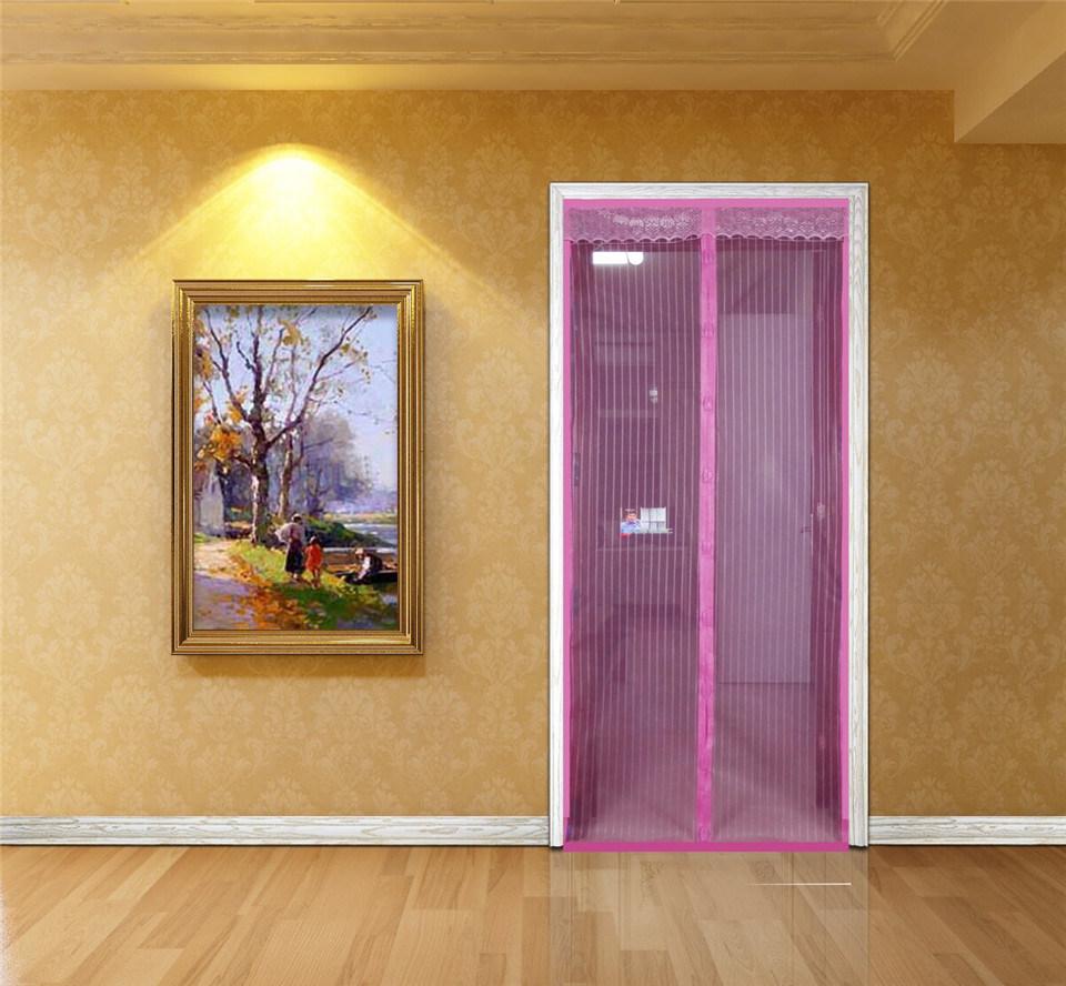 l'écran de la porte de bambou/balcon écrans/porte porte rideau d