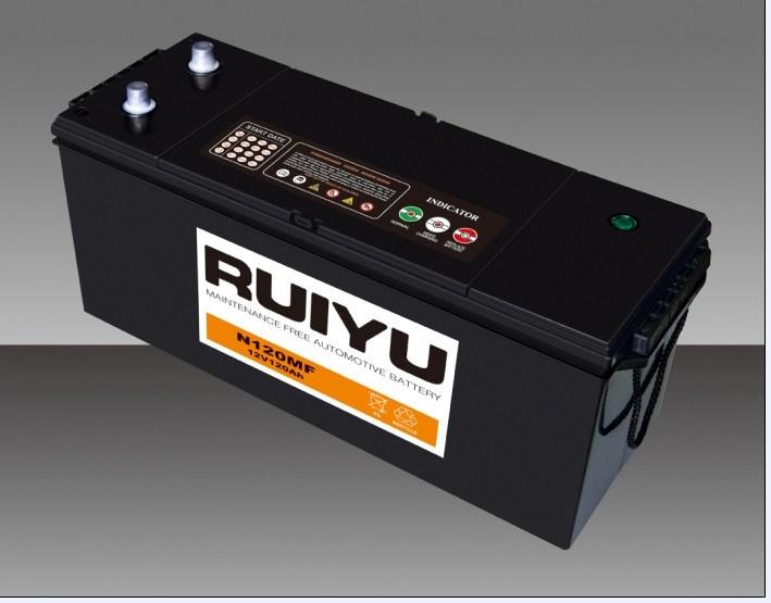 Autobatterie (N115) 12V-115ah