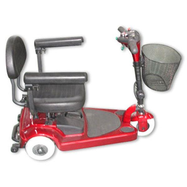 O tamanho Mini Scooter de mobilidade (wisking4012)