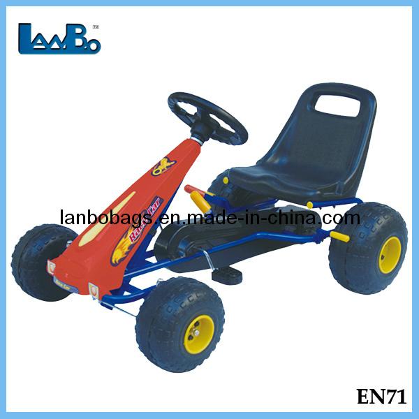 Pedal de filhos adultos Racing carro Go Kart