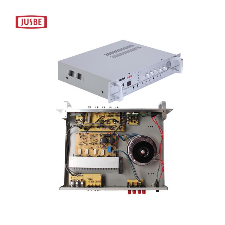 Justbe XF-M5500 클래스 D PRO 오디오 튜브 파워 앰프