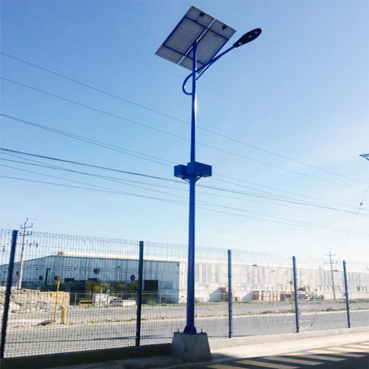 Via del giardino esterno LED di energia di potere di RoHS 30W-150W del Ce/indicatore luminoso solari della strada