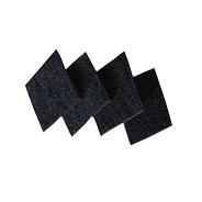 Filtro do Rolo de algodão de carbono activado para cabine de spray cheiro de tinta