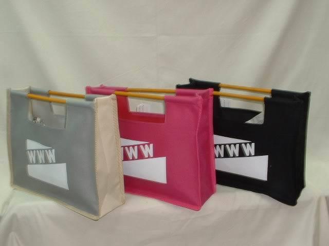 Des sacs de magasinage