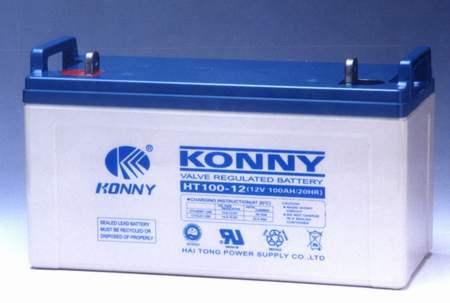 12V 100AH電池(HT100-12)