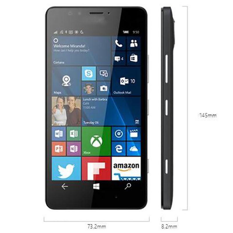 Telefono sbloccato delle cellule del telefono mobile di Lumia 950 per Nekia