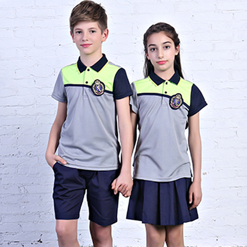 c8e1ace1ea Polo internacional uniforme escolar