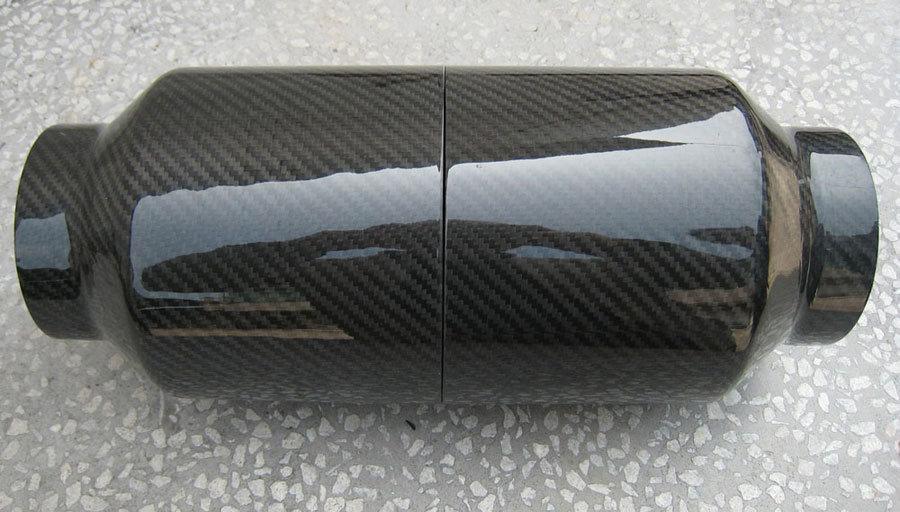 Форма Doliform трубопровода из углеродного волокна