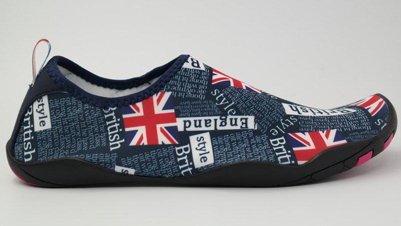 Pattini respirabili degli uomini casuali di Zapato di stile di estate di modo del Aqua (AKAS2)