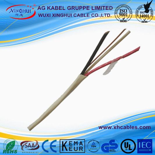 NM-B Nicht-metallisch-Umhülltes Kabel UL-Kabel, kupfernes Gebäude ...