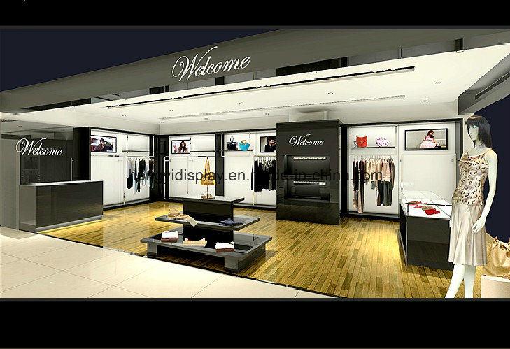 556f2c4e5c45 Tienda de ropa de diseño interior de la tienda de ropa para dama