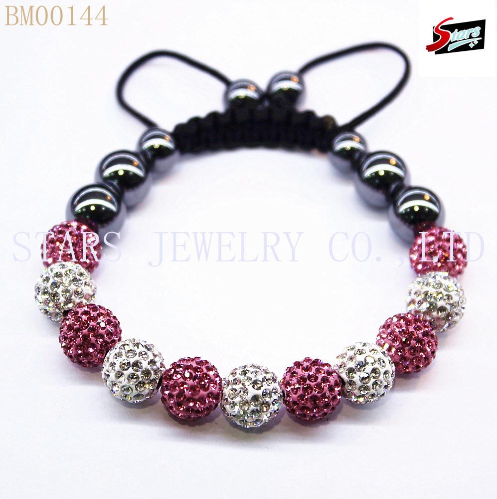 Bisuter a shamballa bonita pulsera de bisuter a bm00144 for Proveedores de material para bisuteria