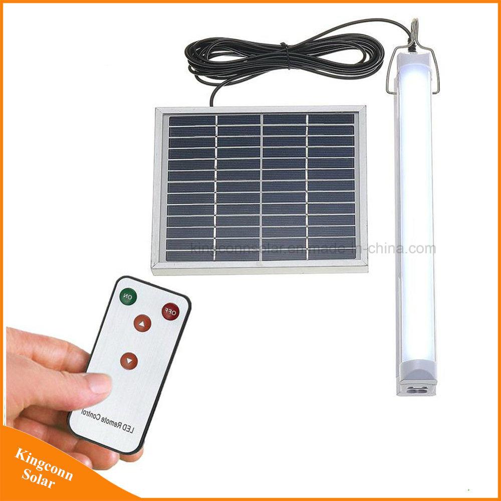 Lampe Energie Solaire Interieur led lampe fluorescente du tube de l'énergie solaire accueil