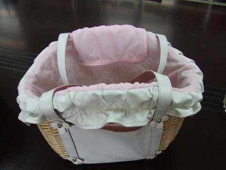 Плетеной Пэт мешок (Brв-R1010)
