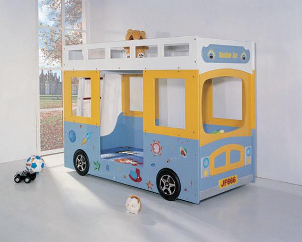Etagenbett Bus : Autobett bus etagenbett online kaufen