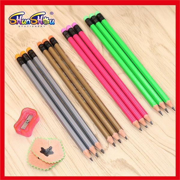 Qualitäts-Bleistift, Durchlauf En71-3