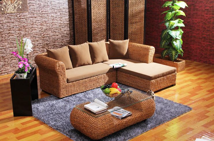 moderne wohnzimmer-liege-rattan-möbel foto auf de.made-in-china, Hause deko