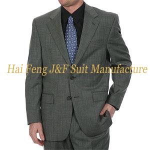 メンズ服の方法設計スーツ(2)