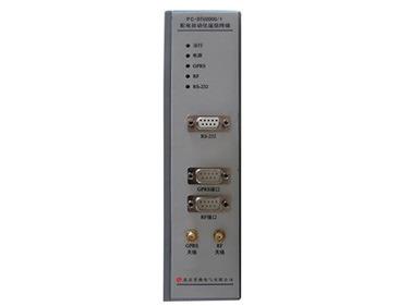 PC-DTU2000/1 Terminal van het Signaal van de Automatisering van de Distributie van het Type de Verre