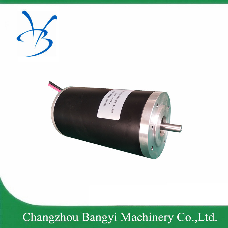 China Fabricante 80zyt145 180W 12VDC Flage IEC 56b14 Escovadas Motor DC