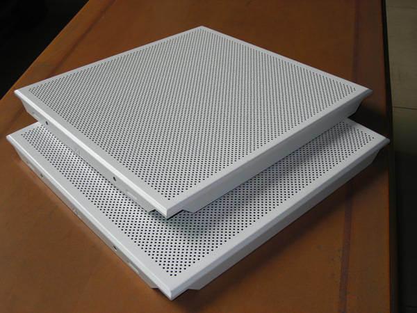 60x60 De Aluminio Perforado Techo Flase 60x60 De