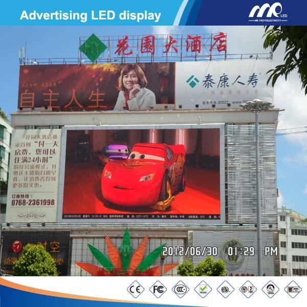 P16によって曲げられるLEDスクリーン&360 LED表示かフルカラーLEDスクリーン