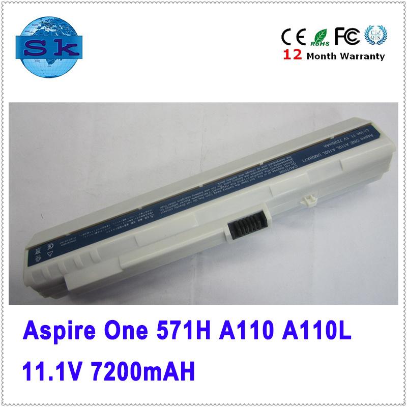 Batterie für Acer streben ein 571h A110 A110L Aoa110-1588 Aoa110-1834 D250-1116
