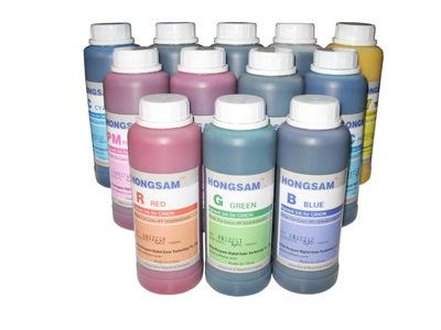 Encres pigmentées 12 couleurs pour Canon IPF8000/6000/8100/8310/6350