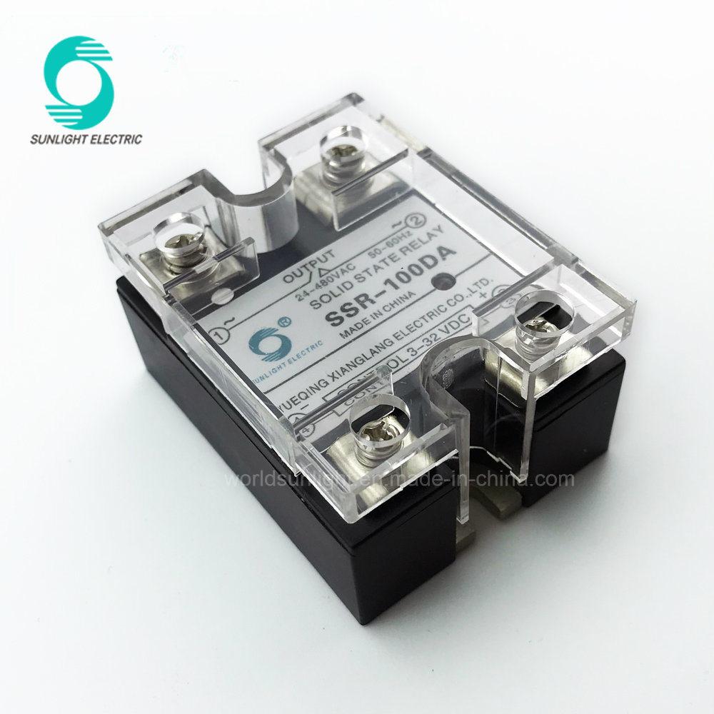 SSR Xianglang-100da 480VAC 100un DC-AC relais de l'état solide