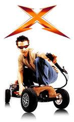 Het Skateboard van het gas
