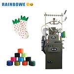 RB ジャカードソックス編み機械