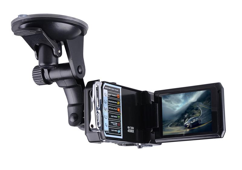 Monitor de carro em HD