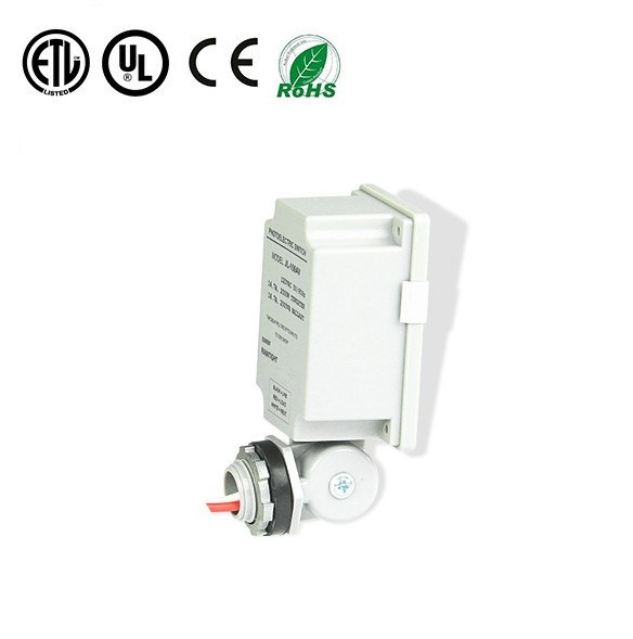 Verspätung Raintight Photozelle-Foto-elektrischer Schalter Photocontrol
