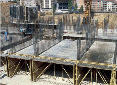 Coffrage de tunnel pour la construction tfc s coffrage for Construction de tunnel